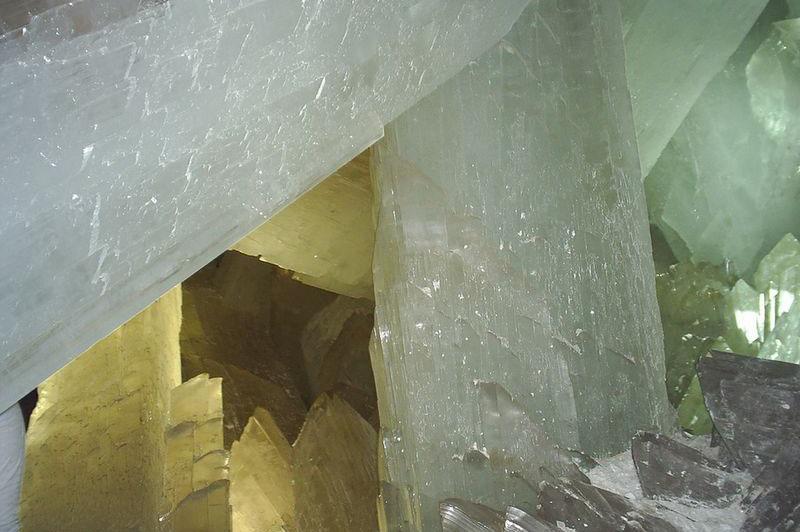 Пещера в Мексике