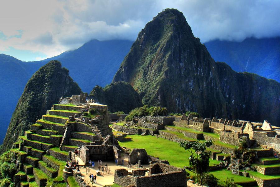 Город древних инков