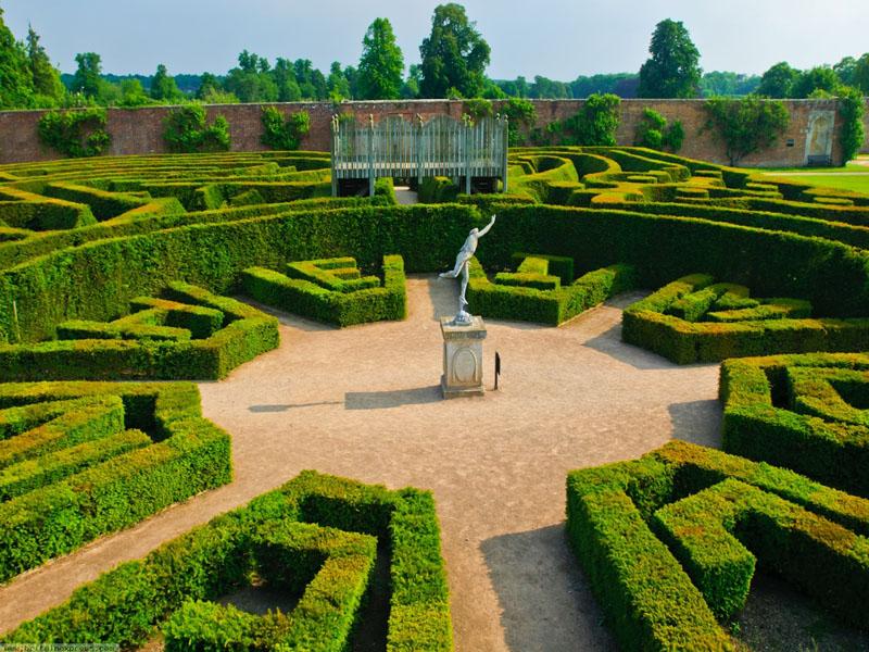 Парк Бленхеймског дворца