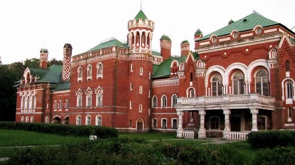 Шереметьевский замок